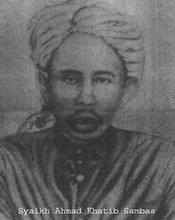 Syaikh Ahmad Khatib Sambas