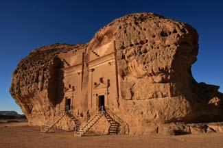 SAUDI-UNESCO-HERITAGE-AL-HIJR