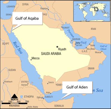 saudi_arabia sea