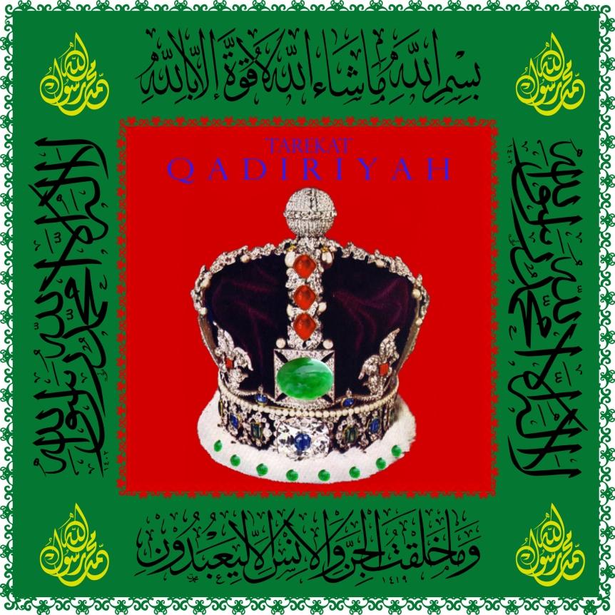 Mahkota Qodiriyah